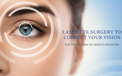 Laser Eye Surgery to Correct Your Vision